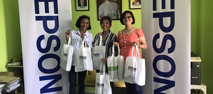 Epson Gift of Brightness names Top 5 Honor Roll Essay Writing Winners