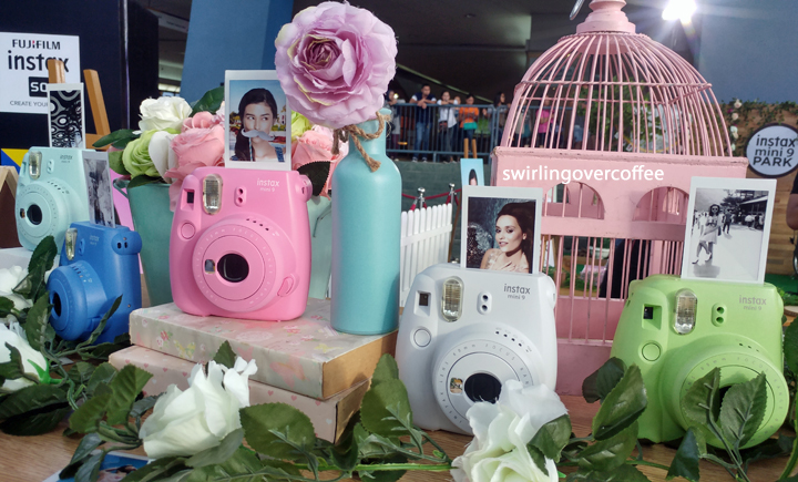 Fujifilm Instax Mini 9 Colors