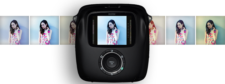 Liza Soberano is the new Fujifilm Philippines brand ambassador - Fujifilm Instax SQ10