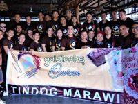 Goldilocks brings smiles to Marawi Evacuees