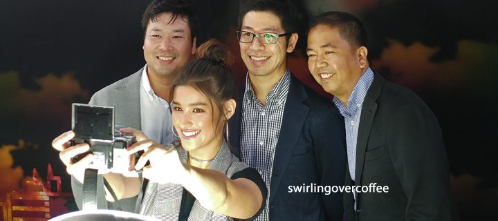Liza Soberano is the new Fujifilm Philippines brand ambassador