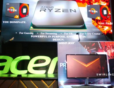 Acer and AMD launch Ryzen 7-powered Acer GX-281
