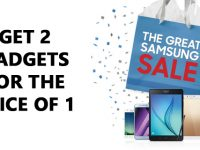 Get 2 Gadgets for the Price of 1 at the Great Samsung Sale 2017