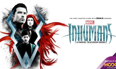 HOOQ partner with Disney to bring Marvel's Inhuman, Cloak and Dagger, and Runaways to viewers same day as the US