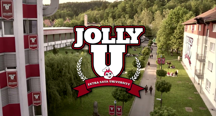 Introducing Jolly U: Jollibee's new web series taps into Gen Z