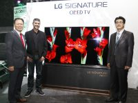 LG Celebrates 5 Years of LG OLED TV Excellence with the Launch of 77-inch LG Signature TV