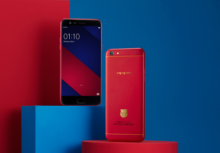 OPPO F3 Barcelona, OPPO F3 Give Away