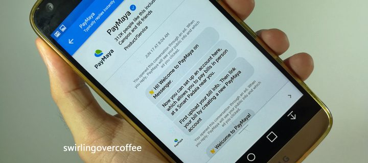 Use Facebook Messenger to buy load, send money, and pay bills – PayMaya just teamed up with Facebook