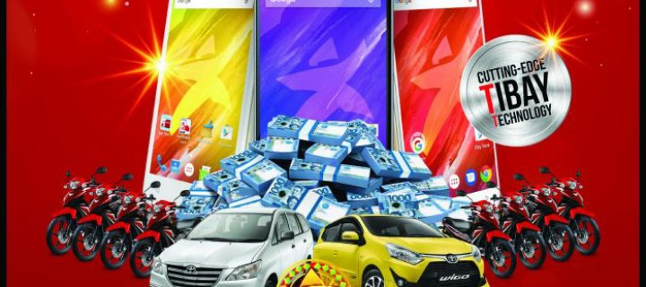 Over P4 Million worth of prizes tax free up for grabs in Starmobile's 4-month-long nationwide e-raffle promo