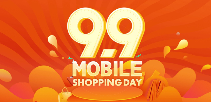 Shopee 99 Mobile Shopping Day