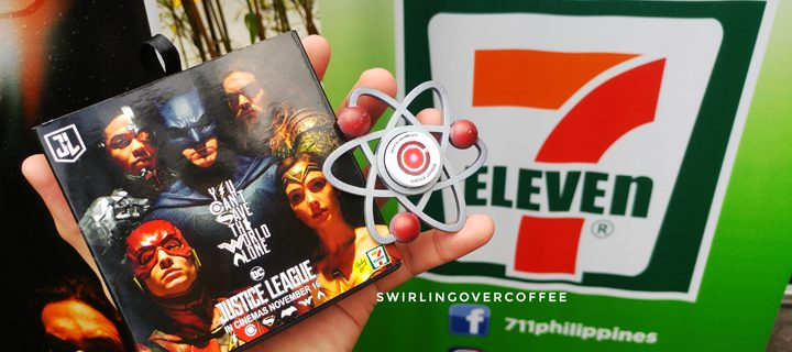 Collect Limited Edition Justice League Spinners at 7-eleven