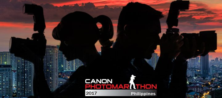 Join the Canon Photomarathon 2017 – the winner will represent the country at the grand finals in Japan