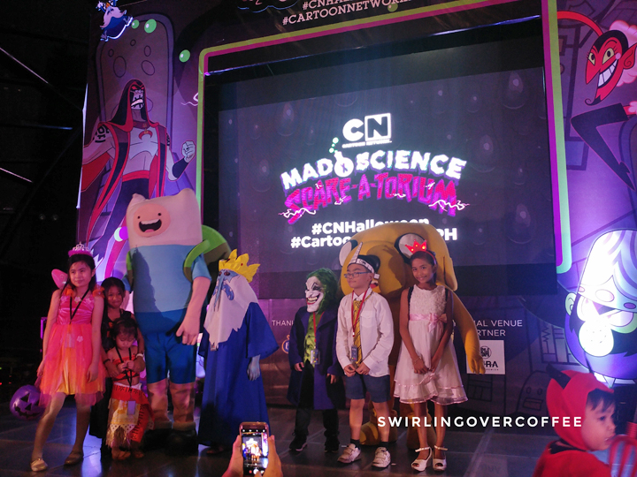 Cartoon Network's Mad Science Scare-A-Torium trains kids to be villains and teaches science