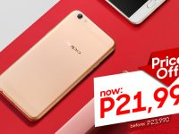 OPPO F3 Plus price cut: from P23,990 to P21,990