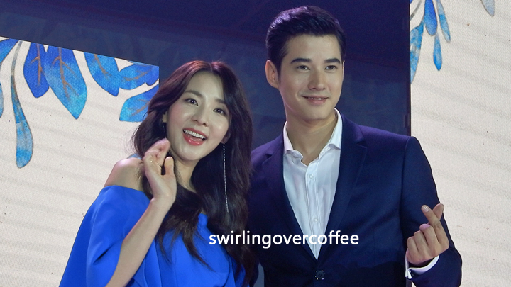 Head & Shoulders Suprême Series Shampoo and Conditioner with Moroccan Argan Crème, Sandara Park, Mario Maurer