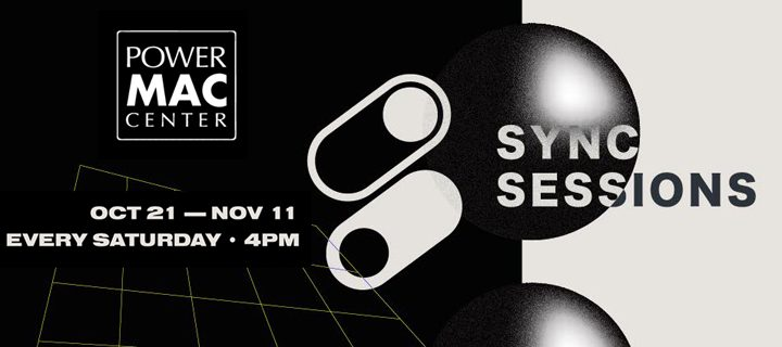Power Mac Center presents an ultramodern music fest with Sync Sessions 2017