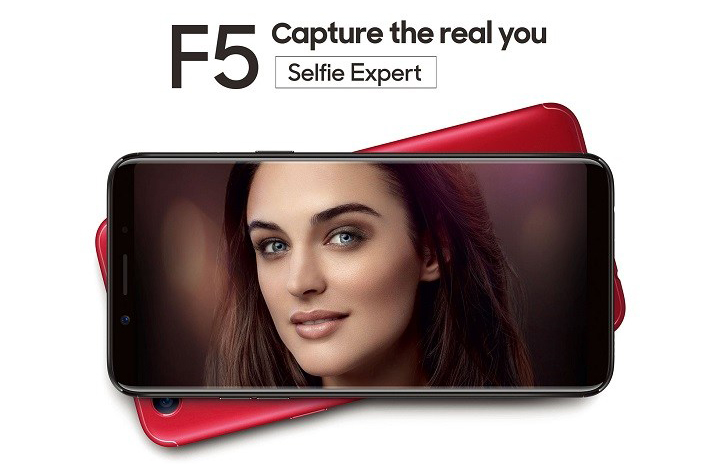 OPPO F5 to launch in the Philippines
