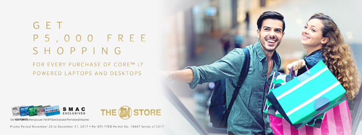 Acer x SM Holiday Promo, Jennelyn Mercado