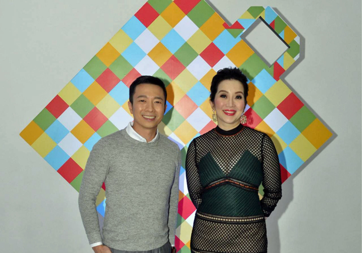 Adobomall CEO Walt Steven Young has found the perfect partner in no other than the queen of shopping herself, Kris Aquino.