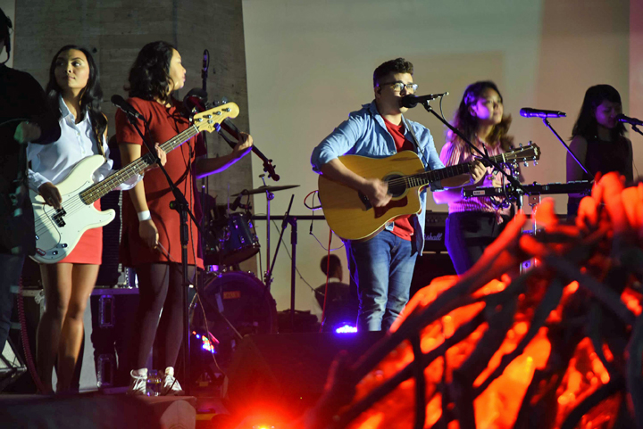Live performance by The Ransom Collective
