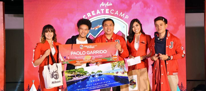AirAsia's CreateCamp Search Reveals First Storyteller Grand Winner
