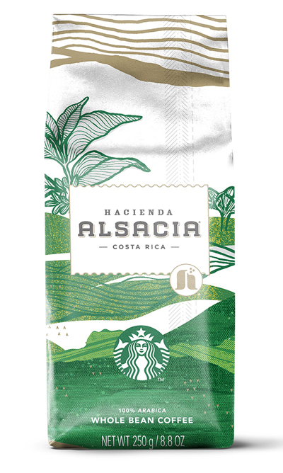 Starbucks 20th Anniversary Collection Hacienda Alsacia