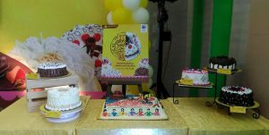 Goldilocks National Cake Day