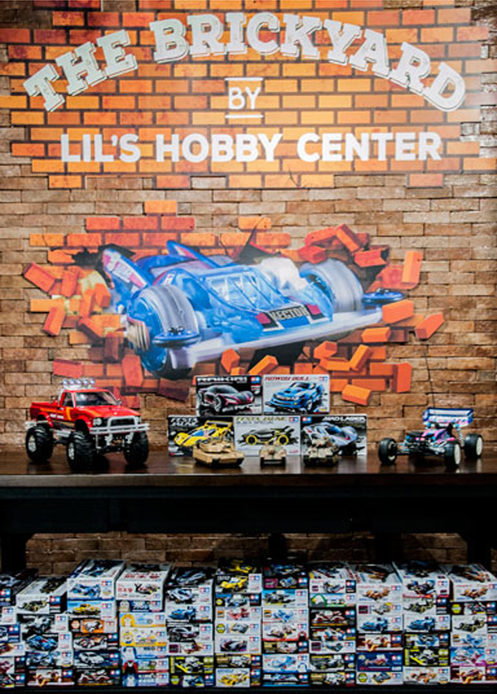 Lil's Brickyard Racing, Tamiya, Tamiya Kits, Tamiya Mini 4WD
