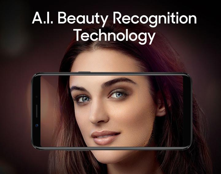 OPPO F5 AI Beauty Technology