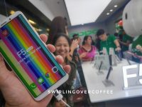 OPPO F5 Youth launched at new OPPO Concept Store at SM Megamall