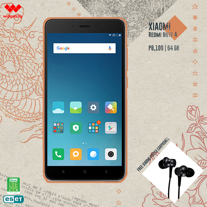 Xiaomi Redmi Note 4 specs, Xiaomi Redmi Note 4 price, Widget City
