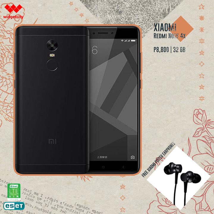 Xiaomi Note 4x specs, Xiaomi Note 4x price, Widget City