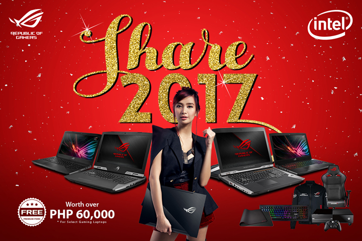 ASUS ROG and Sperry Christmas Bundle Promo