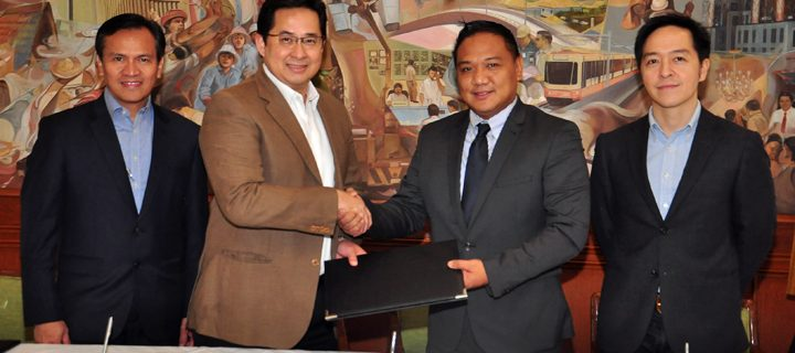 TrueMoney, Bayad Center sign Partnership Agreement