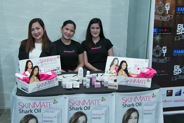 Friendly Alliances and Media Expressions (FAME) Blog Spot Holiday Treat, SkinMate Shark Oil