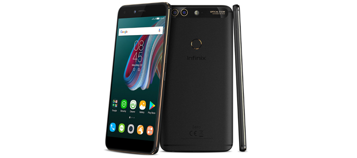 The Infinix Zero 5 Pro is available exclusively on Shopee starting December 15