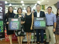 PayMaya QR cashless payment technology to deploy in all Robinsons Malls nationwide
