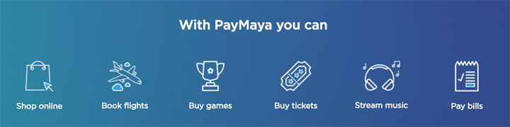 What You Can Do with a PayMaya Account