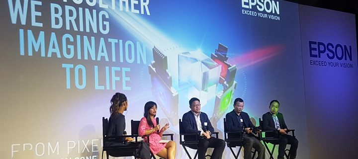 Epson Unveils Affordable Feature-Packed High-Brightness Projectors  for Offices and Classrooms