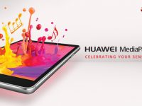 Celebrate your senses with Huawei MediaPad M3 Lite