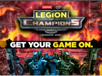 Lenovo officially kicks off highly-anticipated Legion of Champions Series II Grand Finale