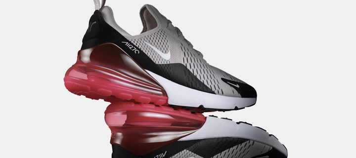 Function & Style: the All-New NIKE AIR MAX 270