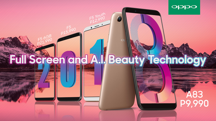 OPPO A83, OPPO A83 specs, OPPO A83 price