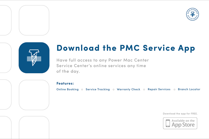 Power Mac Center boosts customer care with new Service Center mobile app