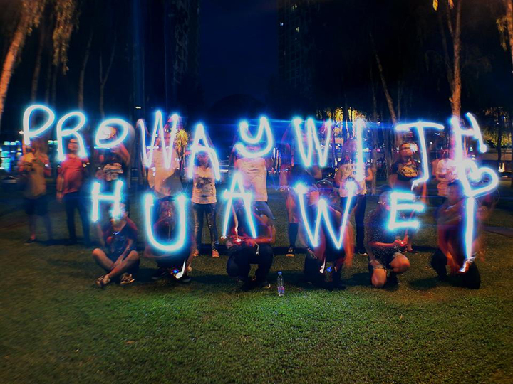 Huawei Fan Community as Brand Ambassadors, One Huawei Philippines