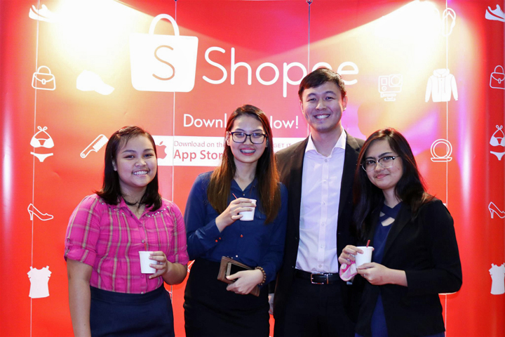 Shopee and UP Business League copresent 2018 National Youth Business Convention.