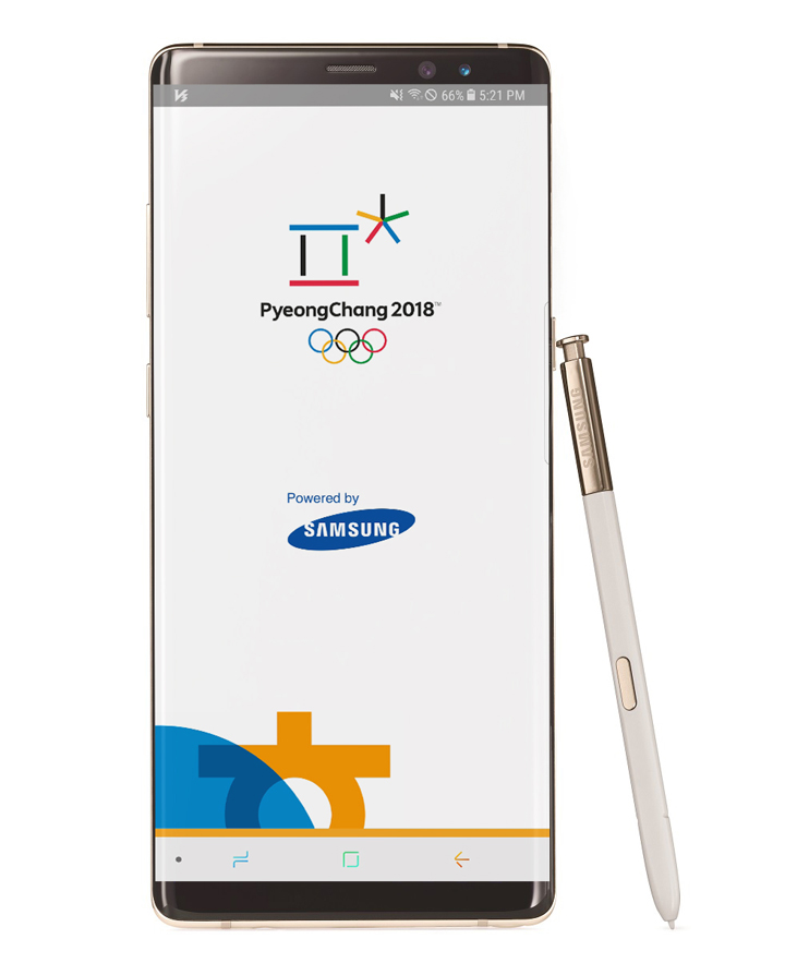 The Official App of PyeongChang 2018
