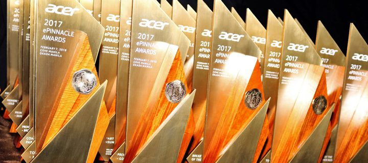 Acer Philippines recognizes its key business partners at its annual ePinnacle Awards