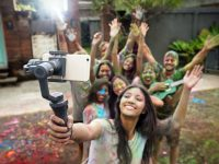 DJI Osmo Mobile 2 gives smartphone shooters steady videos and stunning photos