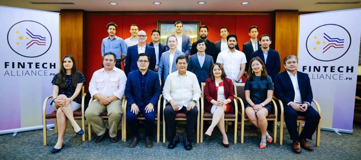 Oriente Express joins other digital finance companies to form FinTechAlliance.ph